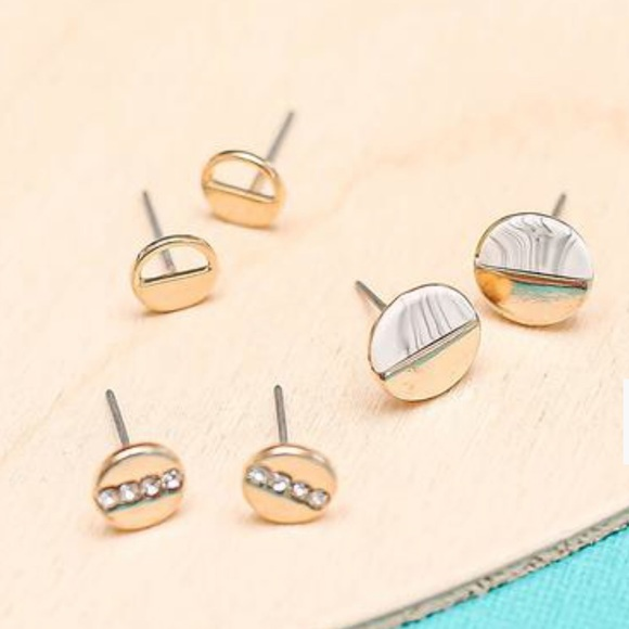 Vici Jewelry - VICI stud earring set